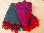 Silk Two Tone Scarves – Kolkata,India